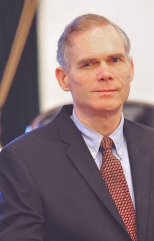 Vermont Senator Ed Flanagan - JEB WALLACE-BRODEUR