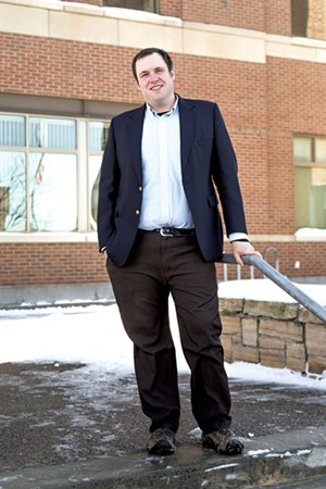 Seth Leonard - OLIVER PARINI