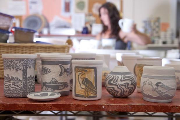 Shannon Morrison pottery - MATTHEW THORSEN