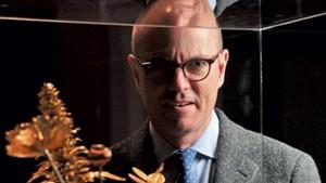 Shelburne Museum director Thomas Denenberg