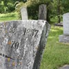 What's the story behind the old cemetery on Shelburne Road in South Burlington?