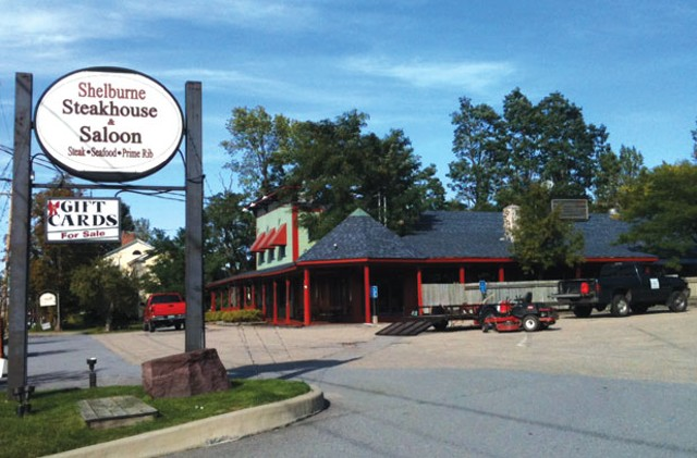 Shelburne Steakhouse & Saloon