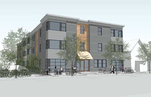 Silversmith Commons, plans