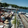 Slip Into an Elegant Meal, or a Pirate's Bay, in Essex, N.Y.
