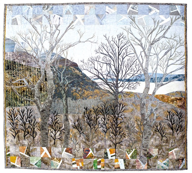 """Smugglers' Notch"" by Anne Standish - MATTHEW THORSEN"