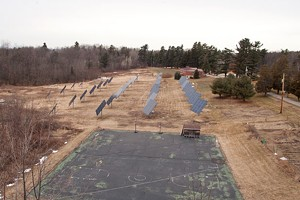MATTHEW THORSEN - Solar-power installation