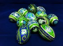 7 Questions for Theresa Somerset, Traditional Ukrainian Egg Painter