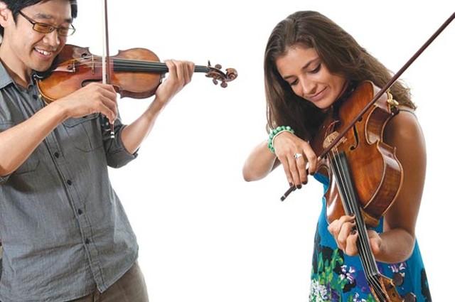Soovin Kim & Milena Pajaro-Van De Stadt - MICHAEL GW STEIN