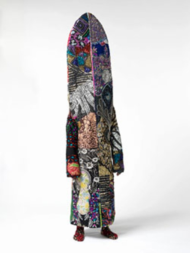 """Soundsuit"" by Nick Cave"
