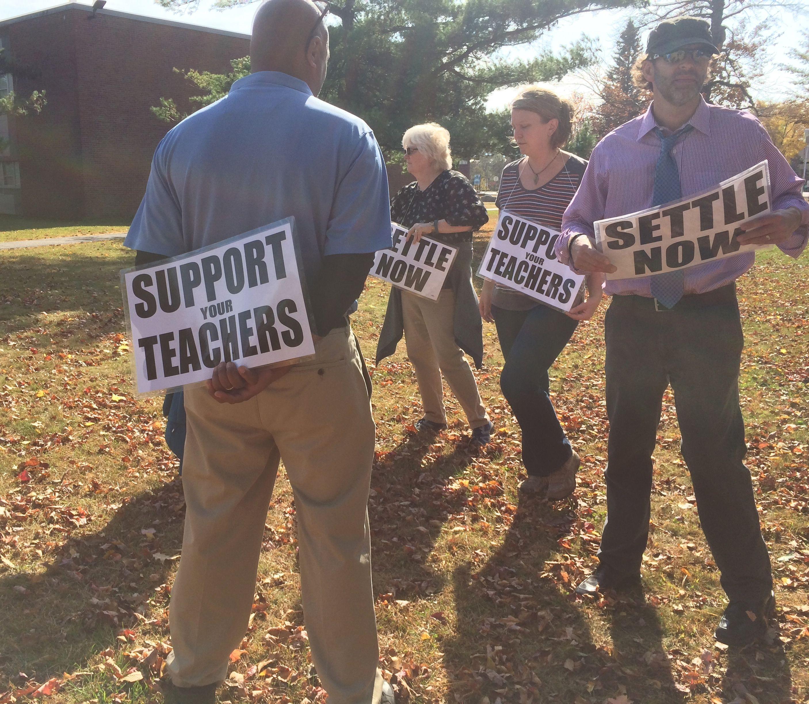 South Burlington: Deal Struck: School Resumes In South Burlington Monday