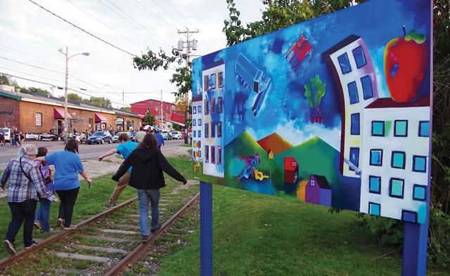 South End Art Hop - SEABA