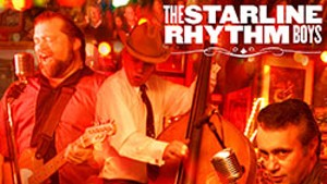 Starline Rhythm Boys, Live At Charlie-O's World Famous