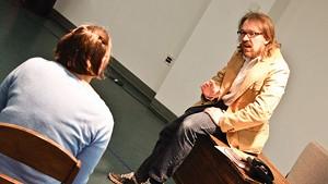 Steel Cut Theatre's Provocative Oleanna Delivers Mamet's Goods