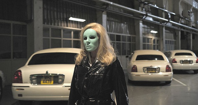 Still from Holy Motors