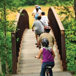 JEB WALLACE-BRODEUR - Stowe bike path