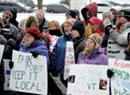Striking FairPoint Workers Aren't Giving Up