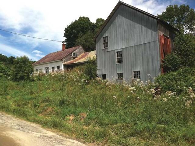 Stuart Hill's home