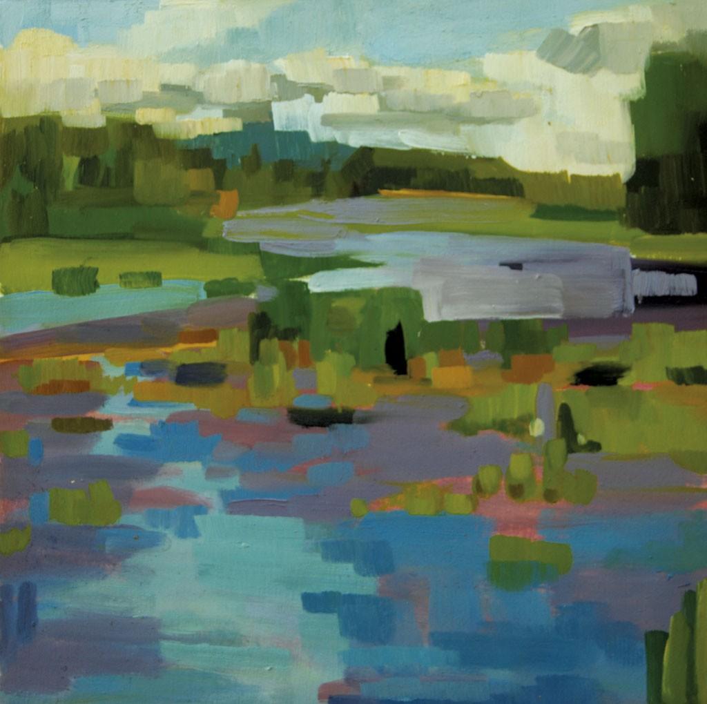 """""""Summer's End 3"""" by Jill Madden"""