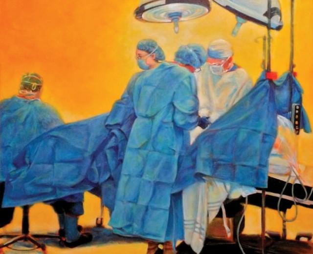 """Surgical Team"""