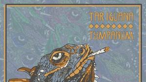 Tar Iguana, Tympanum