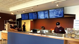 Taverna Khione and Noonie's Deli Open in Chittenden County
