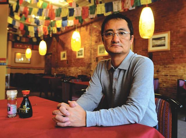 Tenzin Dorjee - COURTESY OF ROB FOUNTAIN