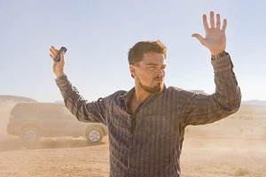 TERRORIST CELL  DiCaprio comes close to phoning  it in as a Middle East CIA operative in the latest from Ridley Scott.