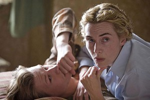 TEXTUAL HEALING Winslet initiates a naïve teen in more ways than he bargained for in Daldry's literary drama.