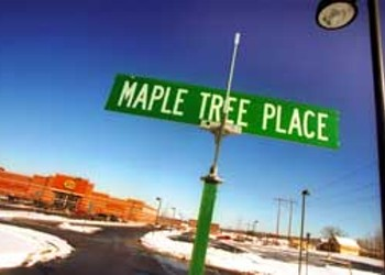 That's Sprawl, Folks: Robert Burley's Wright idea couldn't save Maple Tree Place
