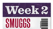 The 20/20 Challenge: Smuggs (Week #2)