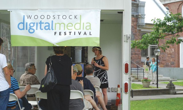 The 2011 Woodstock Digital Media Festival