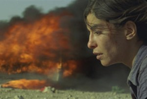 THE AGONY AND THE ... ADDITIONAL AGONY Azabal plays an Arab woman subjected to a pitiless and pointless succession of horrors.