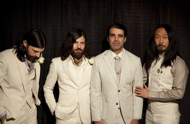 The Avett Brothers - COURTESY OF THE AVETT BROTHERS