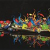 """Dale Chihuly's """"Utterly Breathtaking"""" Glass in Montréal"""
