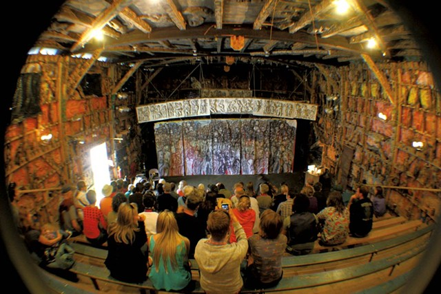 The Bread and Puppet Theater