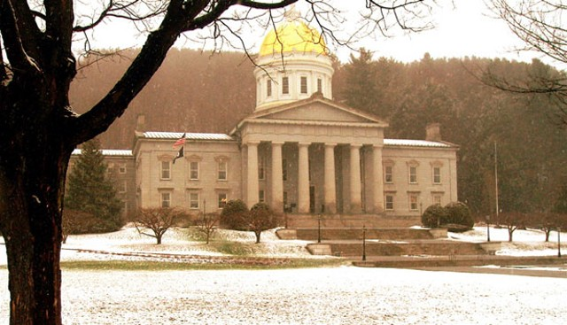 The Capital in Montpelier
