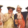 Ethan Allen Comes to Life Again in a Nutty Comedy