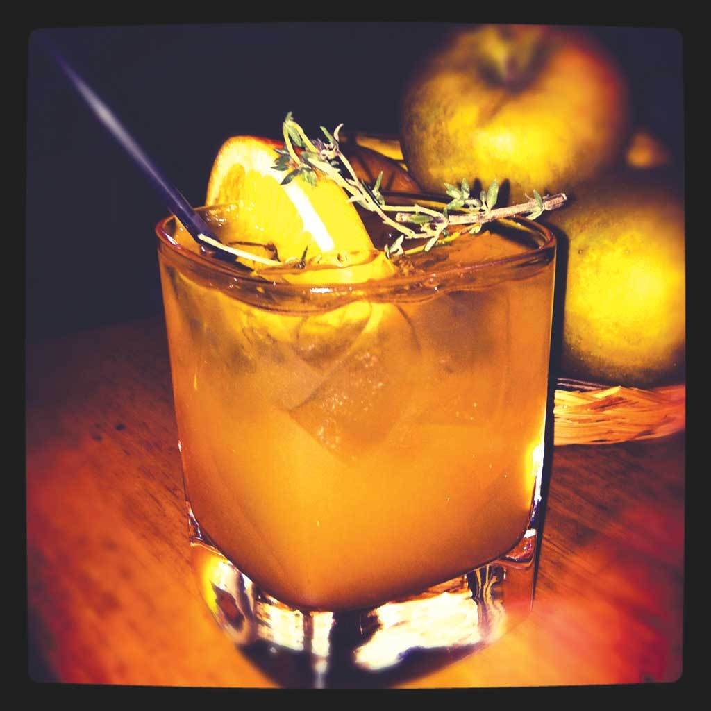 The Cider Slammer - COURTESY OF CORIN HIRSCH