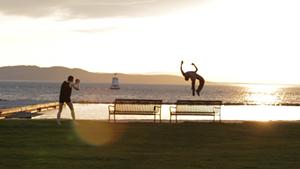The Dancer & The Filmmaker [SIV352]