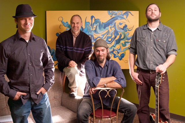 The Eames Brothers Band - MATTHEW THORSEN