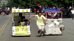 The Great Bristol Outhouse Race [SIV182]