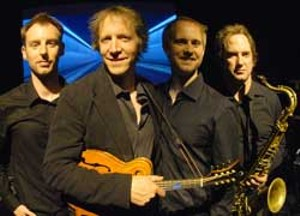 The Jazz Mandolin Project