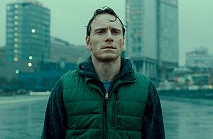 THE JOYLESSNESS OF SEX Fassbender struggles with his compulsions in McQueen's drama Shame.