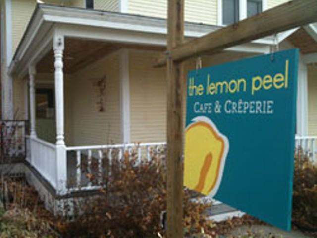 The Lemon Peel Café & Crêperie
