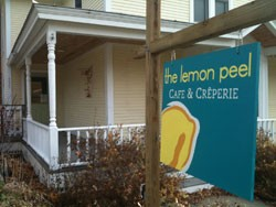 The Lemon Peel Café & Crêperie