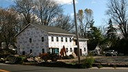 WTF: What's that building going up at the Shelburne Road rotary, and why is it taking so long?