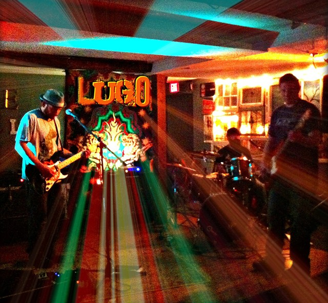 The Lugo Band - COURTESY OF ANDY LUGO