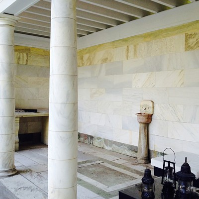 The Marble House Project