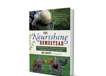 Book Review: The Nourishing Homestead by Ben Hewitt