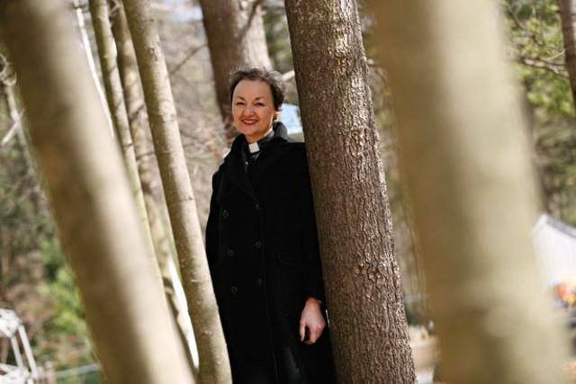 The Rev. Nancy Wright - JORDAN SILVERMAN